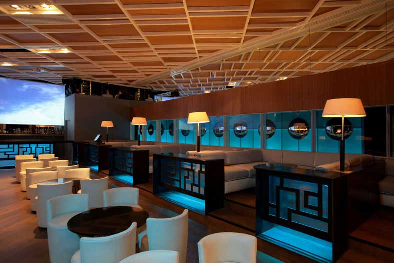 Acapulco bar nisha bar lounge mexican interior e for Bar interior design