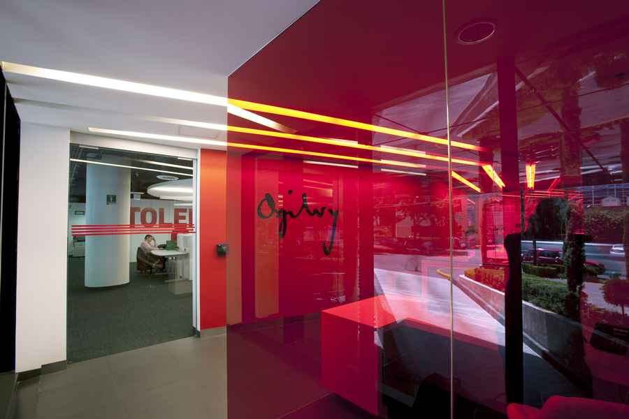 oficinas ogilvy mexico city office interior e architect