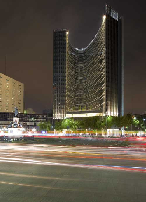 Plaza Residences Mexico City Residential Tower E Architect