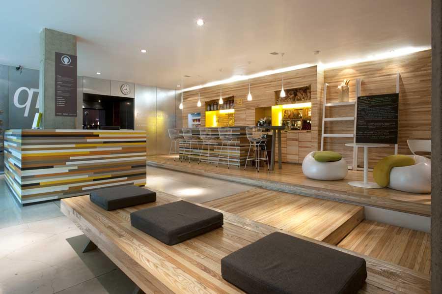 Qi Urban Wellness Centre Mexico City Mexican Interior E