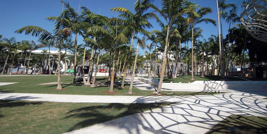 Lincoln park miami beach landscape design florida e for Architect florida