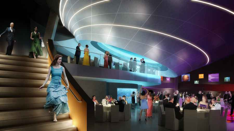 New Science Museum Miami >> Miami Museum Of Science Patricia And Phillip Frost Museum E Architect