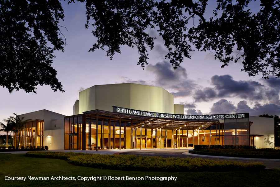 Miami architecture buildings florida e architect for National centre for the performing arts architecture