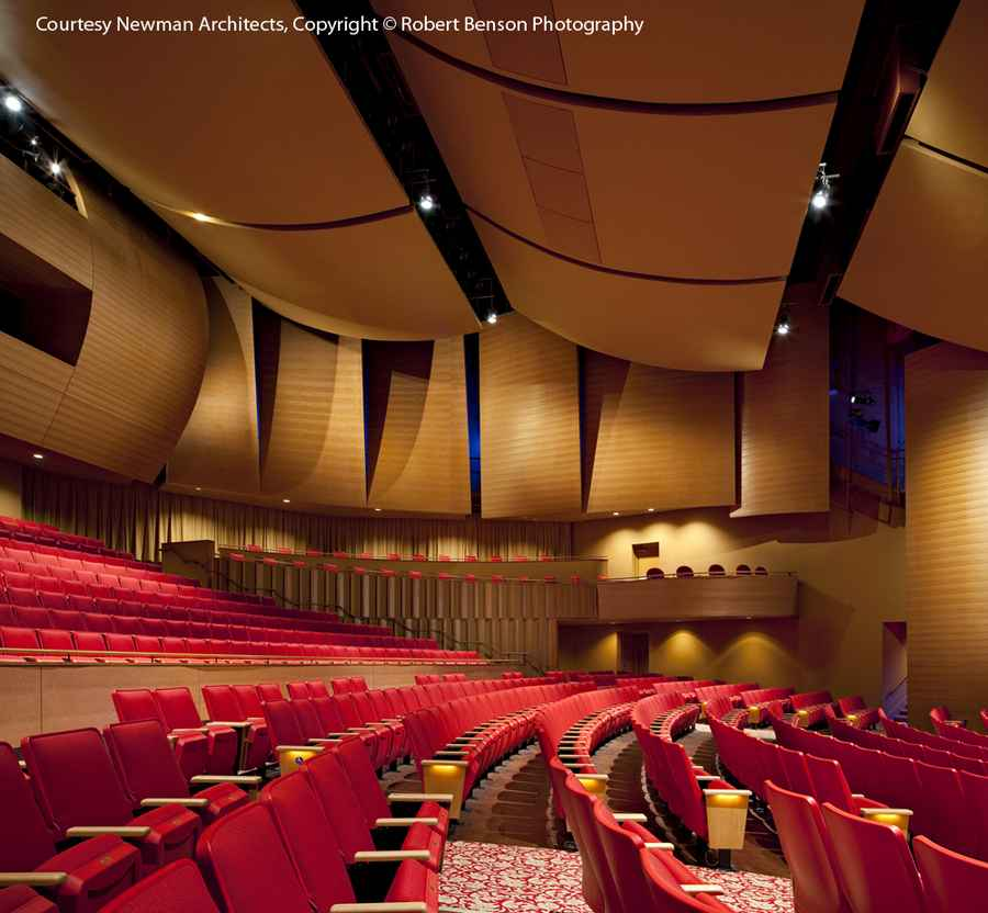Performing Arts Center Boca Raton, Lynn University Campus ...