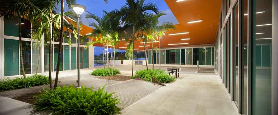 Young At Art Museum Broward County Library E Architect