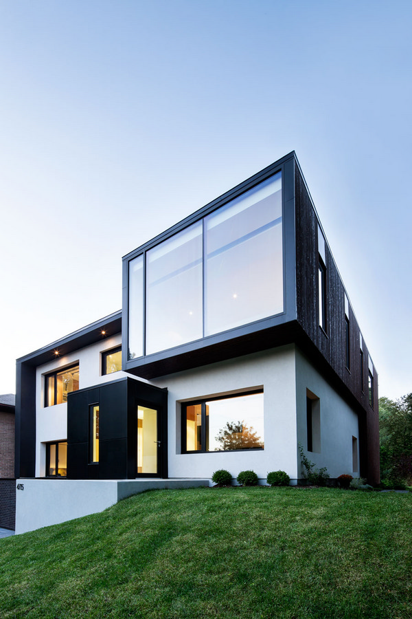montreal buildings quebec architecture e architect On modern house quebec