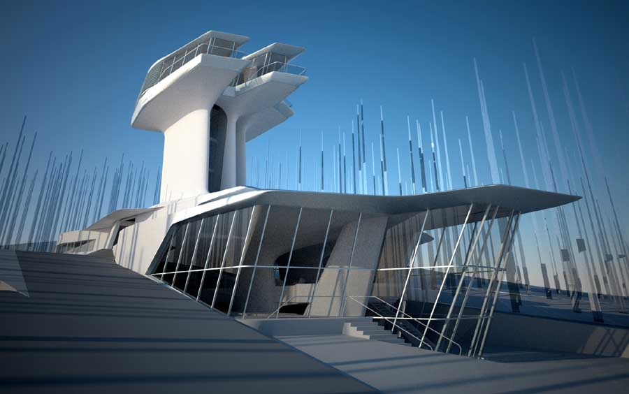 Zaha Hadid Architects E Architect