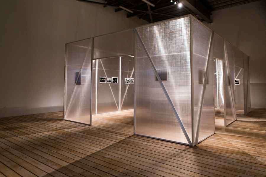 Temporary Buildings Structures : Temporary structures gorky park moscow exhibition e