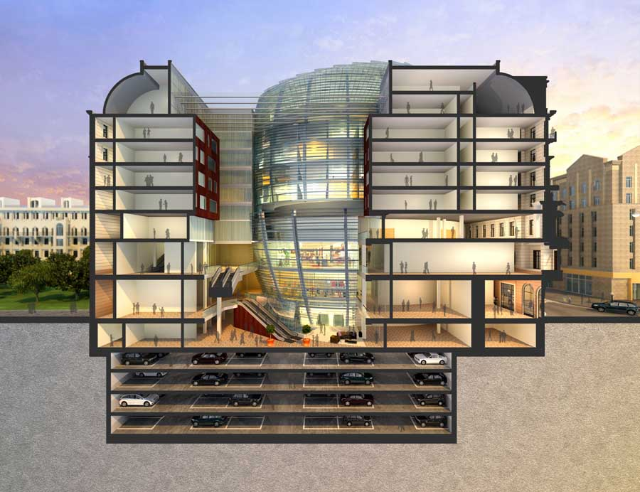 Mandarin oriental hotel moscow russia e architect for Design hotel moscow