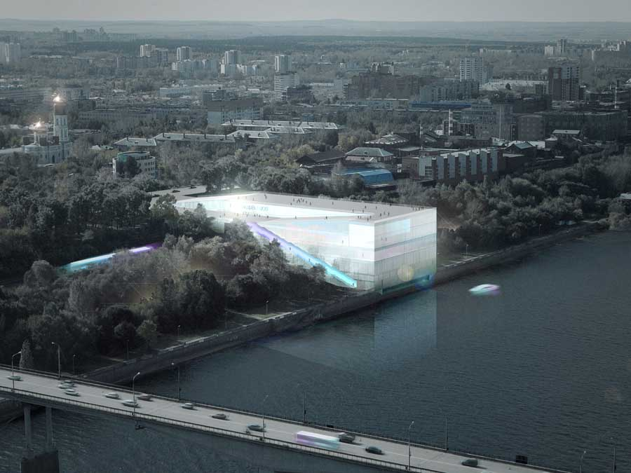 Perm Museum Competition