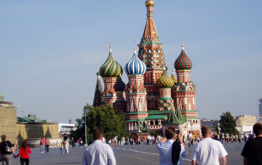 Red Square, Moscow Building - Russia, Architects - e-architect