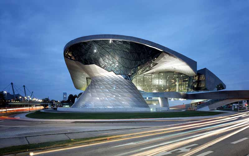 Bmw Welt Munich Event And Delivery Center E Architect