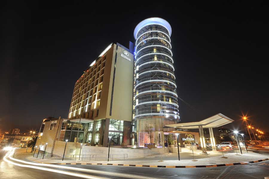 Windhoek Namibia  city pictures gallery : Hilton Windhoek , Namibia