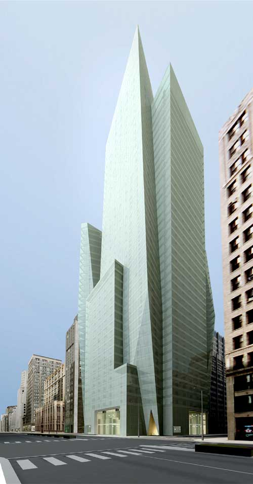 New York Buildings - NYC - e-architect