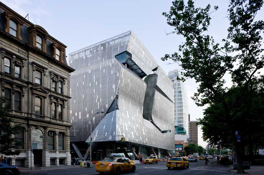 41 Cooper Square New York Picture From Architect