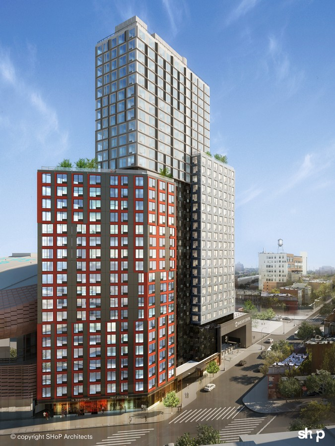 38 Sixth Avenue B2 Atlantic Yards Brooklyn Development
