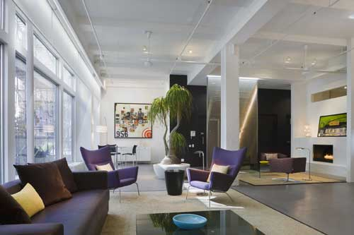 Chelsea Loft New York Apartment Building E Architect