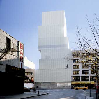 New York Architecture Walking Tours
