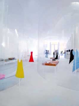 Derek Lam Boutique New York Store E Architect