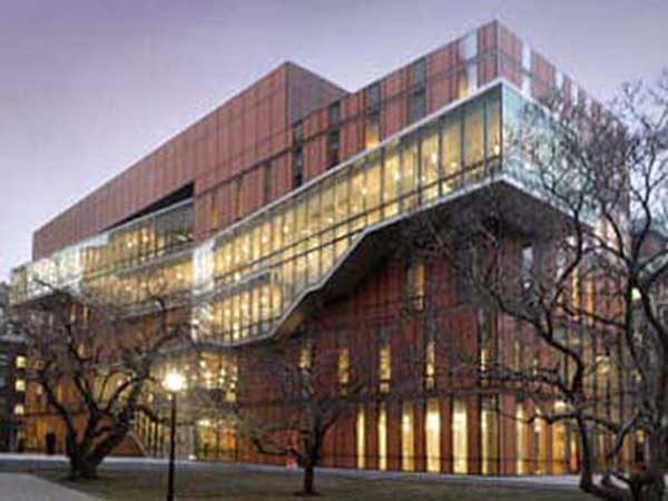 The Diana Center at Barnard College New York earchitect