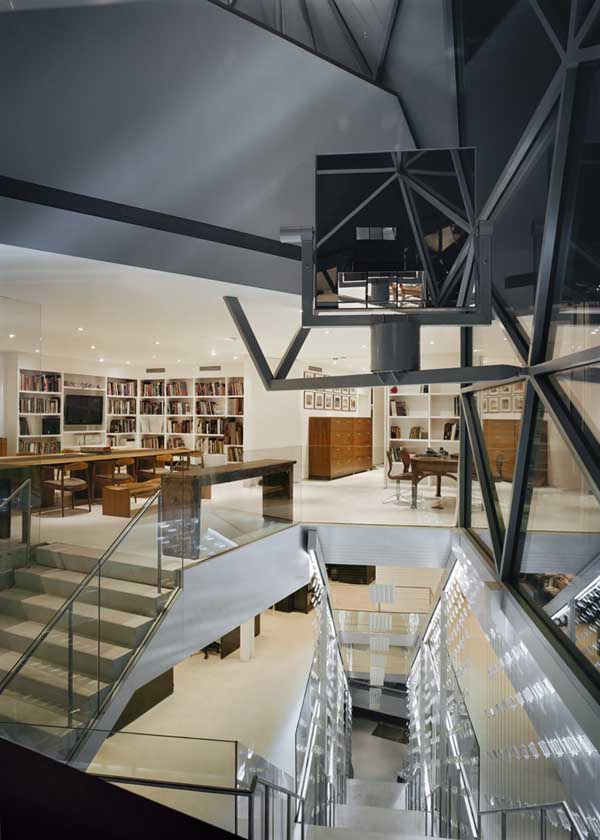 Diane von furstenberg studio hq meatpacking district e for Architecture companies in nyc