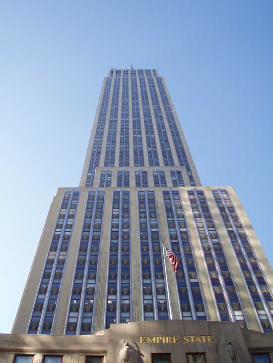 New York Skyscraper  Modest Influential Architects Of The 20th Century  Cool Design Ideas