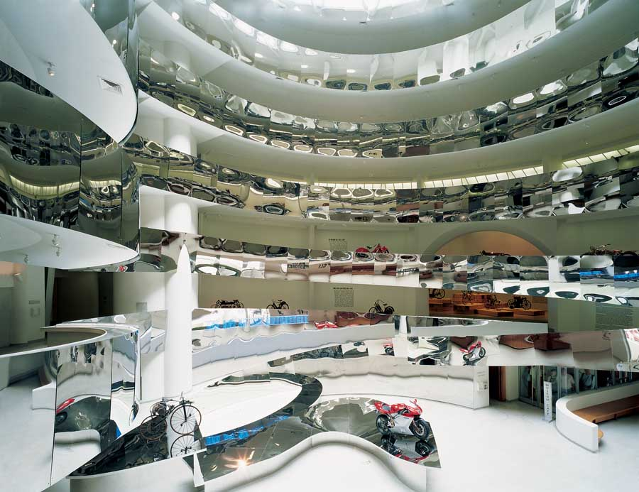 Favori Guggenheim New York Museum by Frank Lloyd Wright - e-architect JV65