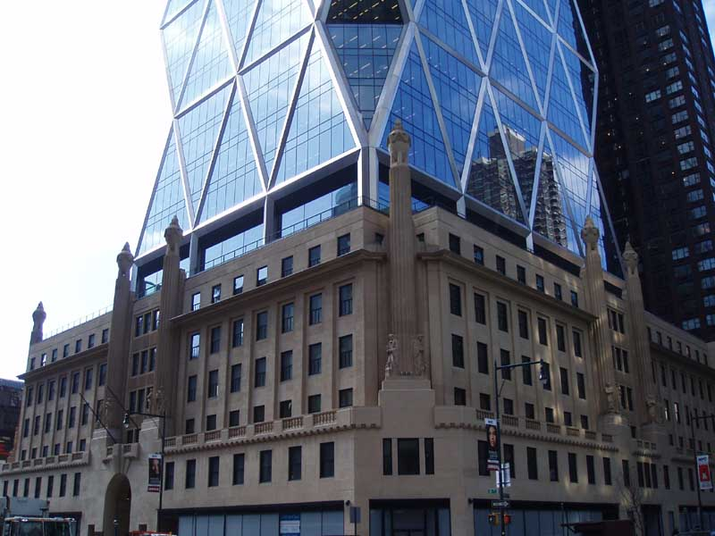Hearst Tower New York Building E Architect
