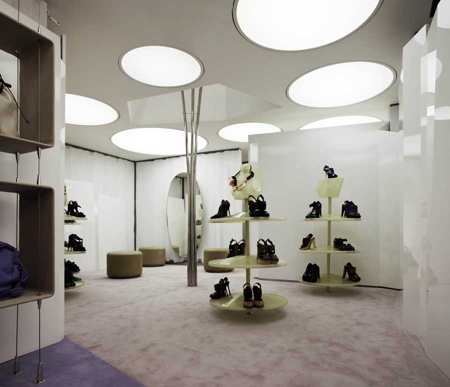 Marni Boutique Madison Avenue New York Shop E Architect