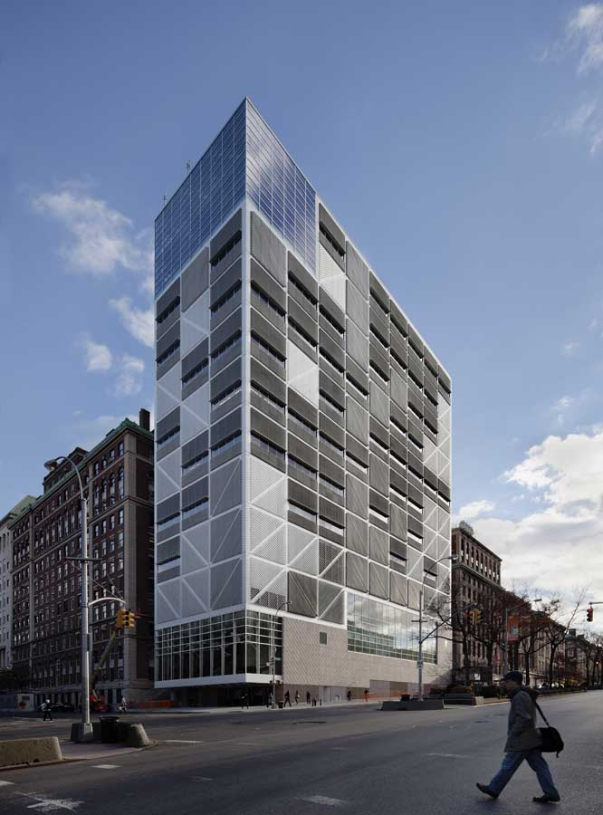 Northwest corner building columbia university new york for U of a architecture building