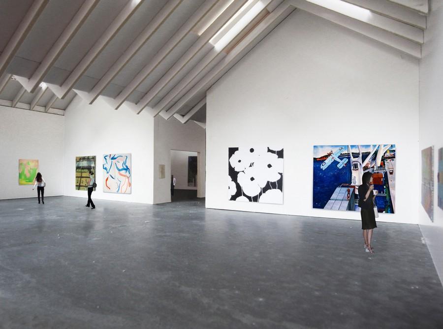 Parrish Art Museum Building Long Island E Architect