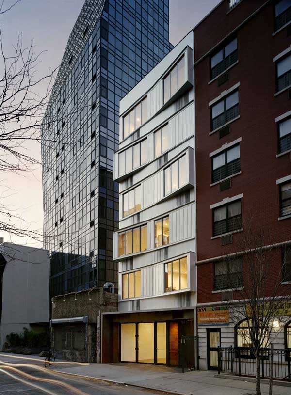 Switch Building New York Apartments Gallery E Architect