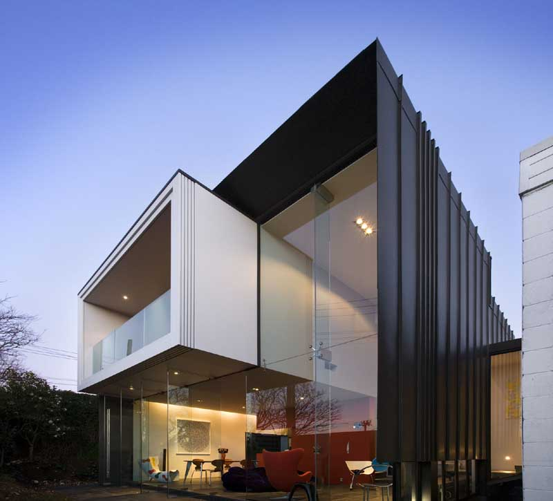 New zealand architecture nz buildings e architect Modern house architect new york