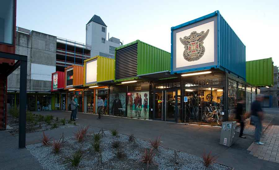 Where are the outlet shopping centres in New Zealand?