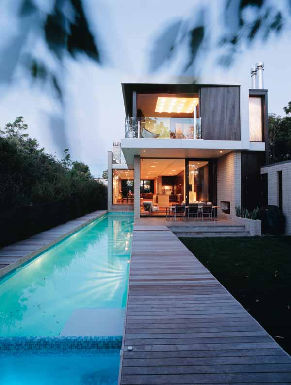 herne bay house auckland property new zealand home e architect