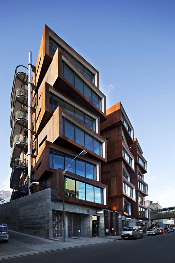 Ironbank Building, Auckland – Contemporary Property Development, New Zealand