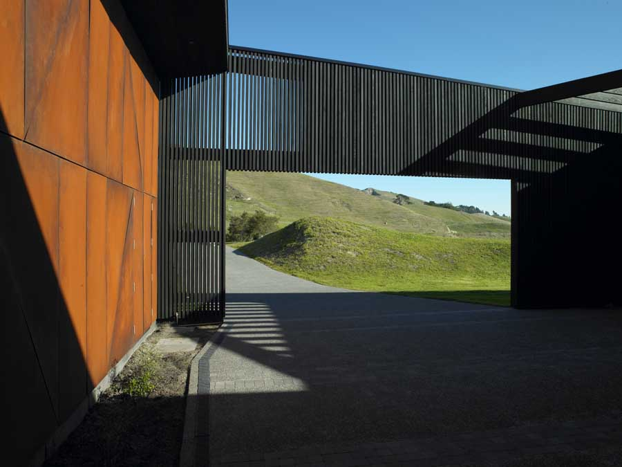 Lovely Te Mata House Gallery