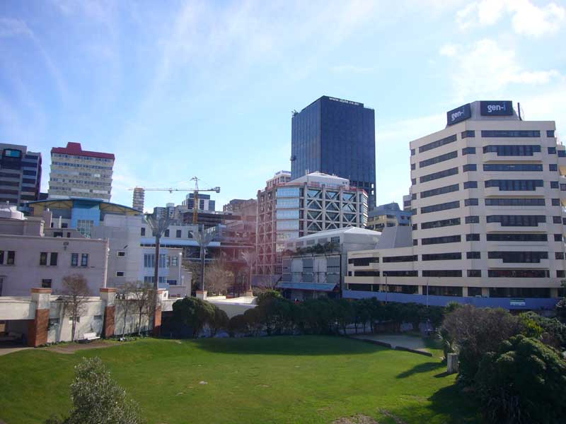 an introduction to the wellingtons central business district cbd hypothesis