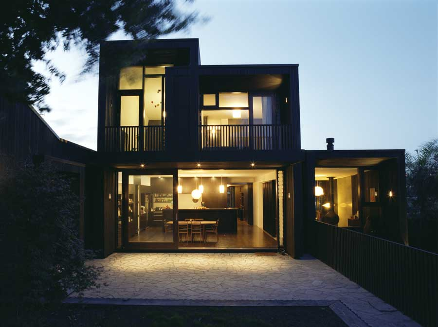 Stevens lawson architects auckland e architect for Home designs new zealand