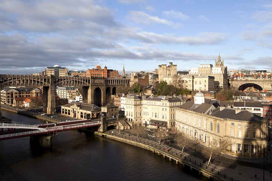 Hotels In Newcastle City Centre Co Uk