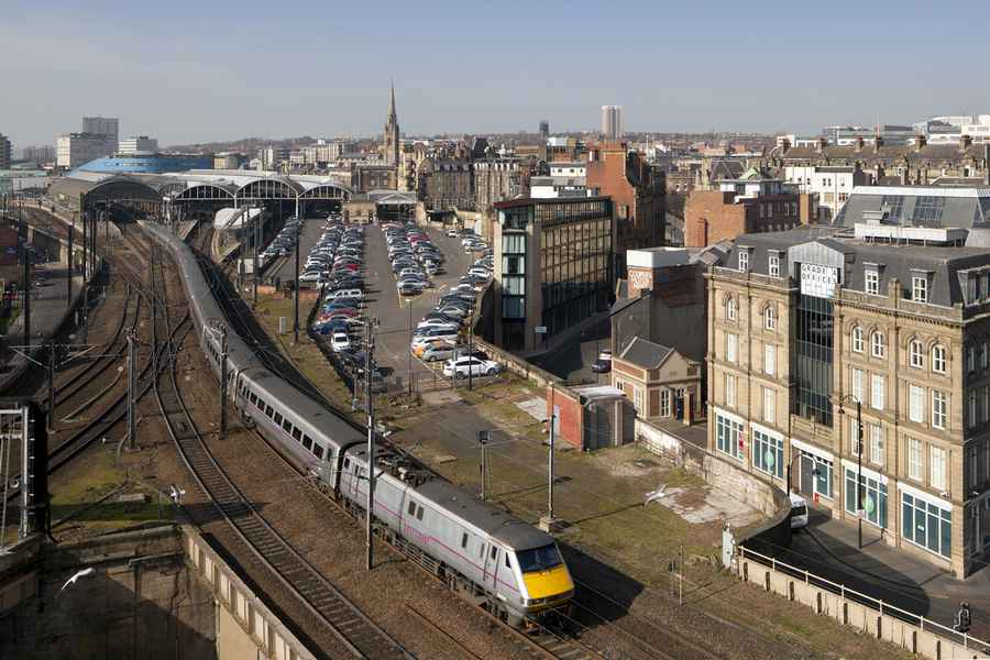 Hotels Near Newcastle Central Railway Station