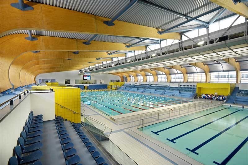 Sunderland Aquatic Centre Swimming Pool E Architect