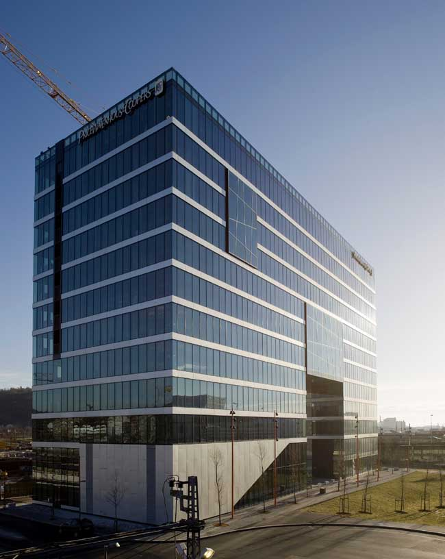 Perfect PWC Building Pictures Gallery