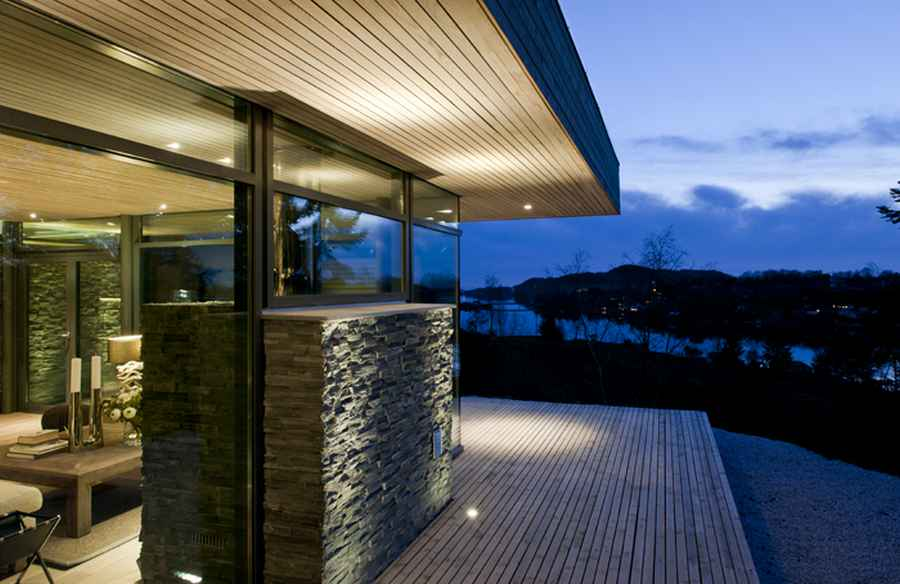Modern Cabin Norway Bjerg 248 Y Residence Gj 9 E Architect