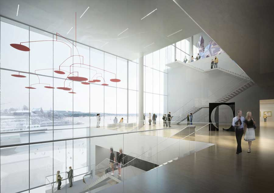 National Museum Of Art Architecture And Design E Architect