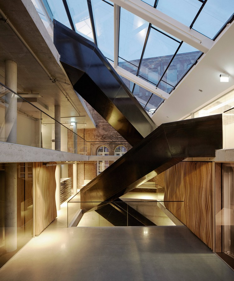 Space group arkitekter oslo architects e architect for The space studio architects