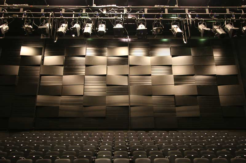 Cost Of Building A Black Box Theater Uk