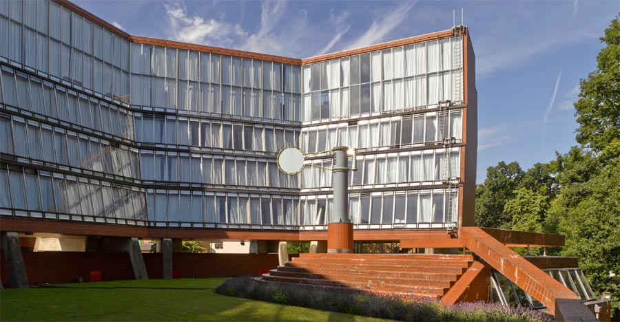 Delighful Modern Architecture Oxford College Building D For Ideas