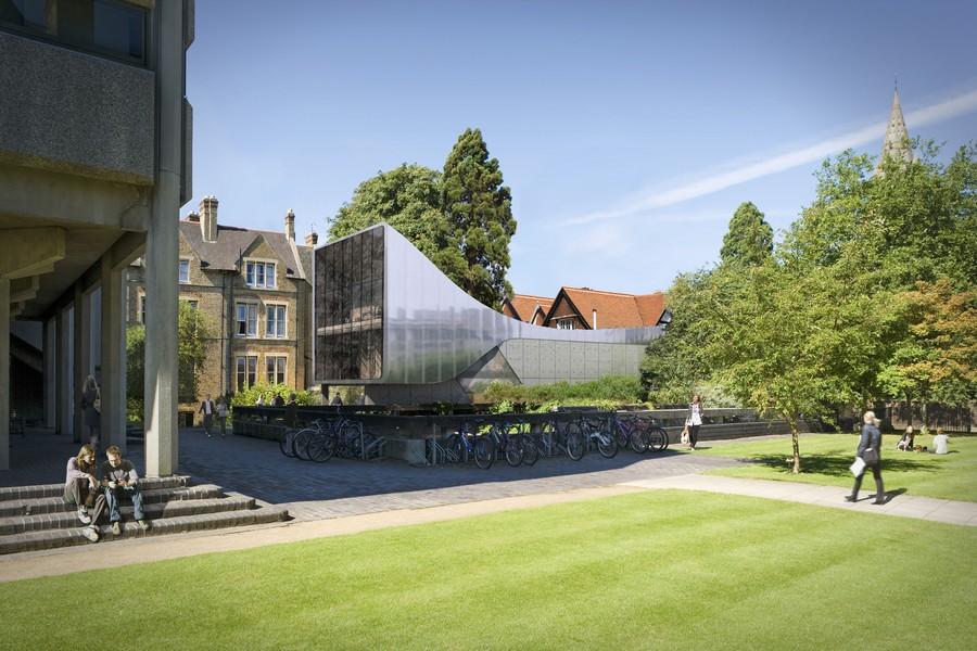 Oxford Architecture English Buildings E Architect