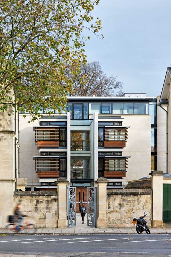 Modern Architecture Oxford oxford architecture: english buildings - e-architect
